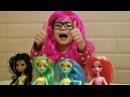 Куклы МОНСТЕР ХАЙ распаковка! Набор Monster High! Обзор игрушек монстр хай!