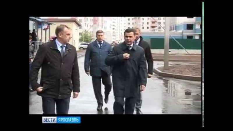Во Фрунзенском районе Ярославля возобновились работы на очередном долгострое