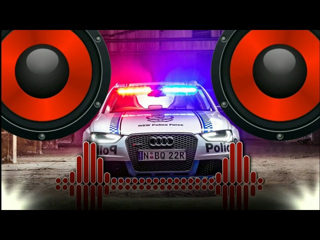 New Police Siren Sound Check 2018 [ Hard Vibration ] - Dj Mahesh DJ Suspence - Swar Marathi