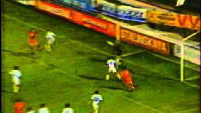 ЛЧ 2001/2002. Стяуа Бухарест - Динамо Киев 2-4 (08.08.2001)