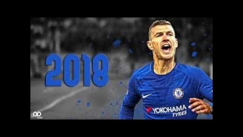 Edin Dzeko - Welcome to Chelsea - 2017/2018 || HD