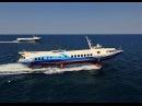 Kometa 2 - Voskhod (passenger hydrofoil boat) - Nessebar, Bulgaria