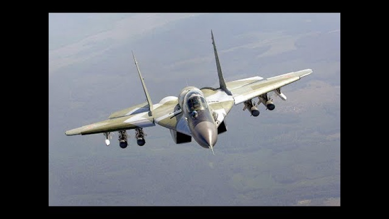 МиГ 29 - высокий пилотаж