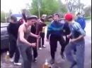 Бомжи танцуют харбас