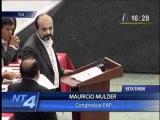 Vea el enfrentamiento de los congresistas Mulder y Diez Canseco en Ica