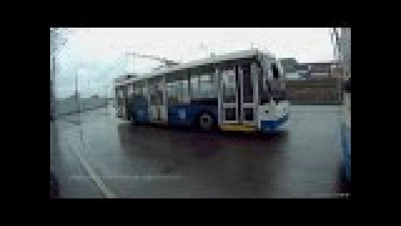 Троллейбус 14 Электрозаводский мост - Платформа Северянин