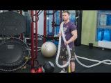 Кроссфит для бойцов / ТОП 5 упражнений