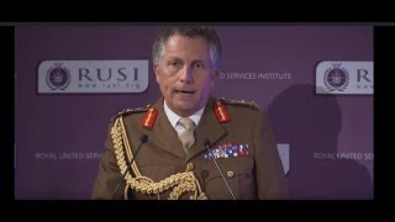 Abscheuliche Kriegspropaganda! Generalstabschef schwört Kader auf kommenden Krieg ein