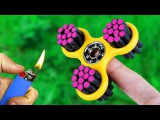 Amazing Experiment Fidget Spinner &amp Petard
