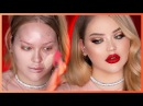 EXTREME HOLIDAY GLAM TRANSFORMATION