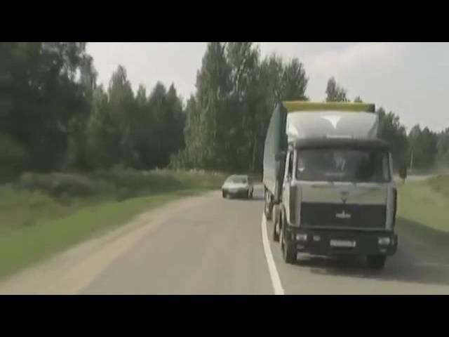 Охота на асфальте (2005) 5 серия - car chase scene