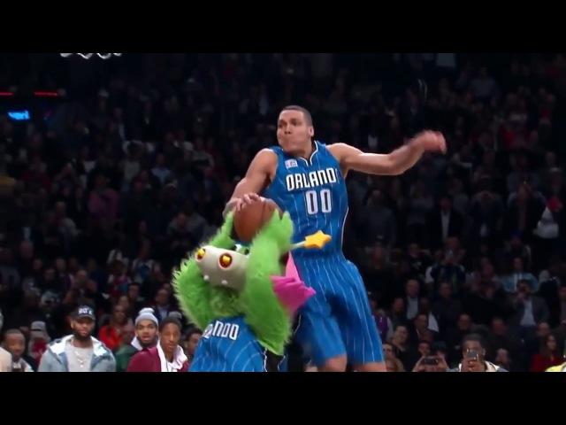Top 25 NBA BEST Slam Dunk Contest Dunks 2000-16 ЛУЧШИЕ ДАНКИ СЛАМ ДАНК КОНТЕСТА НБА