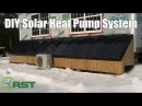 Building A Solar Heat Pump System