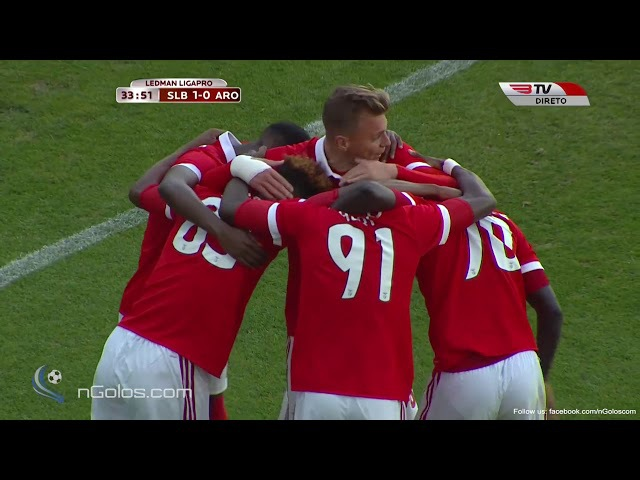 ⚽ Benfica B 1-0 Arouca - Heriberto Tavares 34' (Ledman LigaPro) All Goals HD
