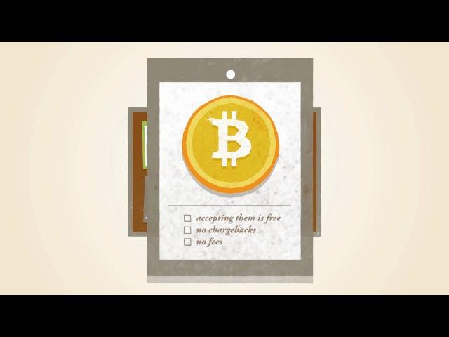 Реклама биткоина 2011 г