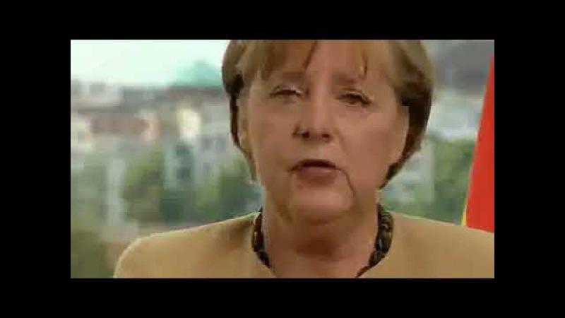 Merkel, Straftaten junger Migranten müssen akzeptiert werden