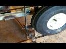 Самодельная ленточная пилорама из автомобильных колес | своими руками бизнес ид