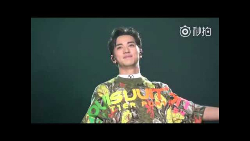 171209 weizhou - Because of the Sea at 2017 Light Asia Tour in Shanghai