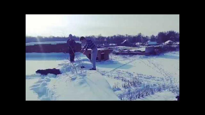 Мена. Смертельний номер. Подвійне сальто в сніг