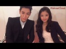 T.O.P Bigbang Kim Yoo Jungs Cute Moments
