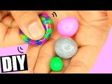 DIY HOW To Make Mini Stress Balls! 4 Different Types of Stress balls! Orbeez and Disco Stress Balls!