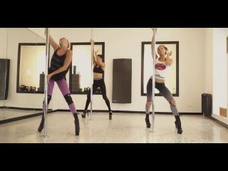 Sevdaliza - Marilyn Monroe   Freestyle Pole Dance Mulhouse with Kira Noire