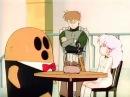 Но я не человек Прикол Момент из аниме Ранс страж пустыни Rance Sabaku no Guardian