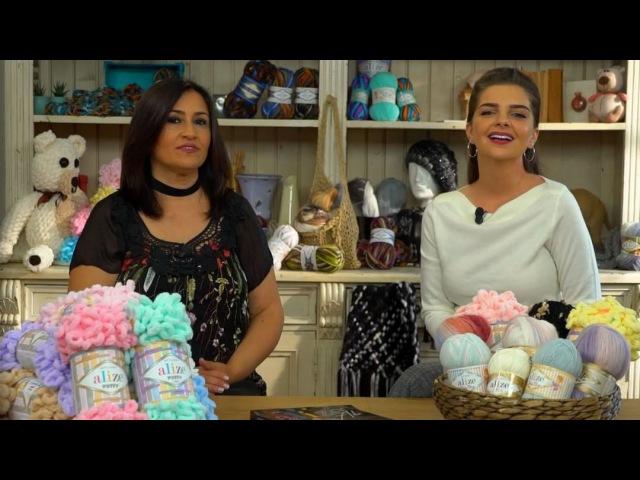 Alize Show Tv'de Pelin Karahan'la Nefis Tarifler programında 24.10.2017 tarihinden itibaren her salı ve perşembe günleri saat 12:00'de @pelinkarahanlatarifler @showtv @muazzezin_mutfagi @alize.elorguiplikleri