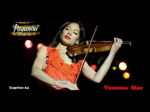 Vanessa Mae. Paganini - Caprice n.24. Ванесса Мэй. Паганини.