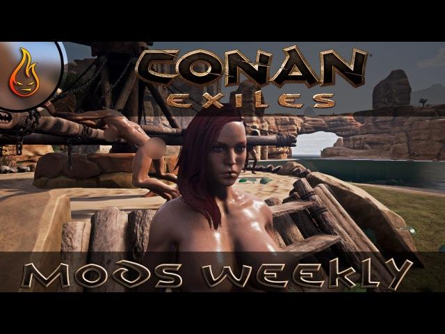 Conan Exiles Mods Weekly EP1