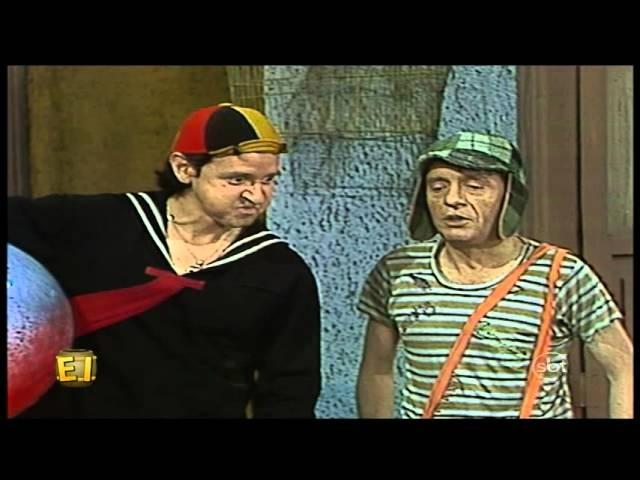 Chaves - Batendo Uma Bolinha (Inédito) 1978