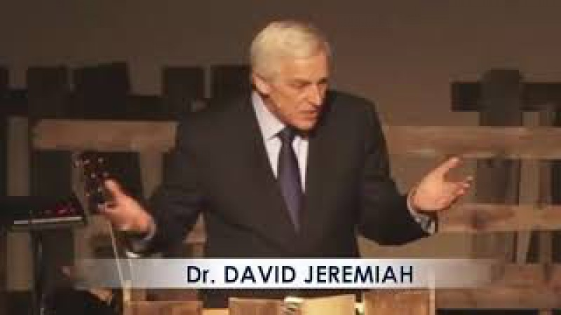 ¿CÓMO ORAR CUANDO SE ESTÁ BAJO PRESIÓN Dr David Jeremiah Predicaciones estudios bíblicos
