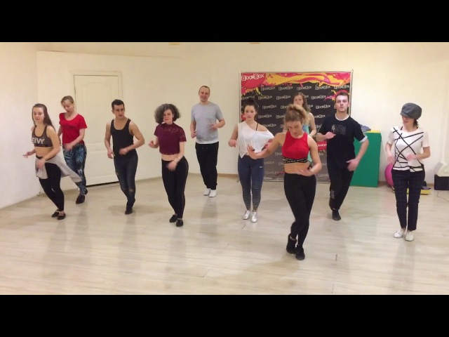 Pachanga from Marta Khanna in Moscow