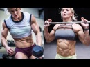 Crazy Strong Power Crossfit Athlete - Brooke Ence