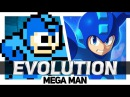 Evolution of Mega Man 1987 2018