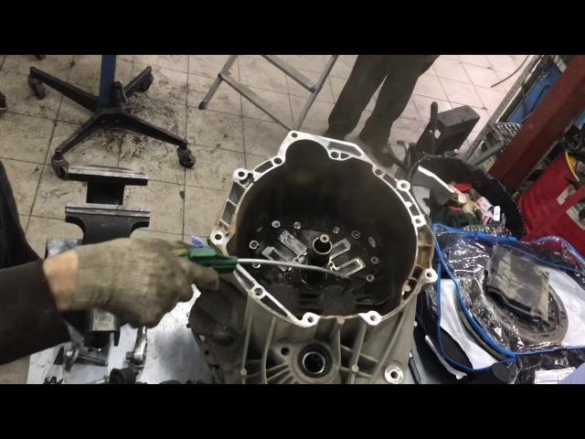 Замена Сцепления Power Shift Ford Focus III