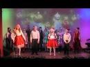 Новогодний танец 4 А класса, Каменской средней школы 2