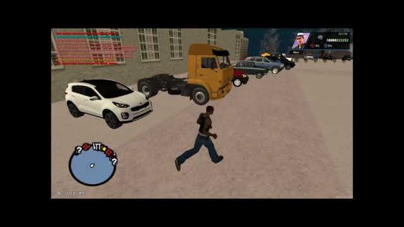 Transport Simulator MTA server Автопарк
