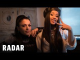 Cardi B Interview for  Radar Radio