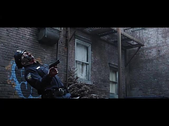 зомби коп против Люка Кейджа · coub, коуб