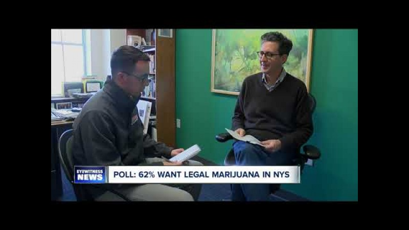 62% of New Yorkers want legal marijuana, poll shows