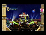 Eggman's Party Casino Street Zone Sonic The Hedgehog 4 Episode 1 Boss Battle