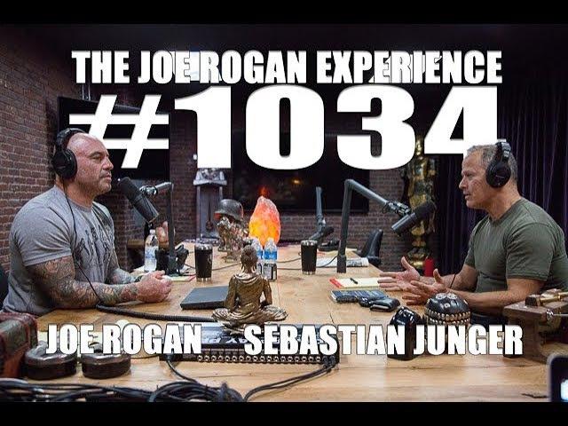 Joe Rogan Experience 1034 - Sebastian Junger