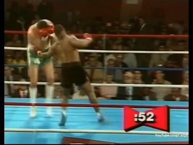 Бокс Майк Тайсон Майк Джеймсон ком Беленький Высоцкий Mike Tyson Mike Jameson