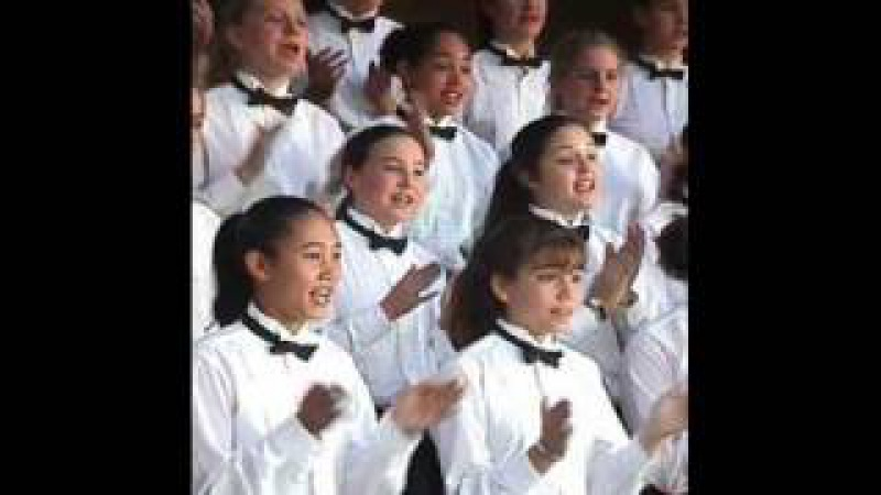 Música Encantada - Coros Infantiles Internacionales 2