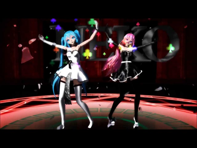 MMD TDA Special Gift:Attempt Girl