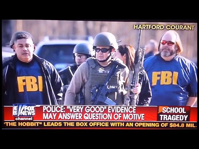 Sandy Hook ACTOR David Wheeler Busted Playing 2 Roles