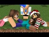 cute girl life -NANA Minecraft animations