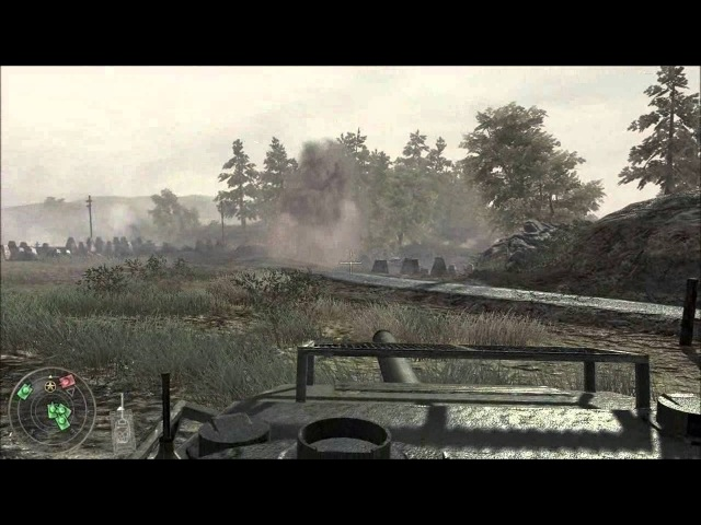 Call of Duty: World at War- Mission 8: Blood and Iron Veteran Mode