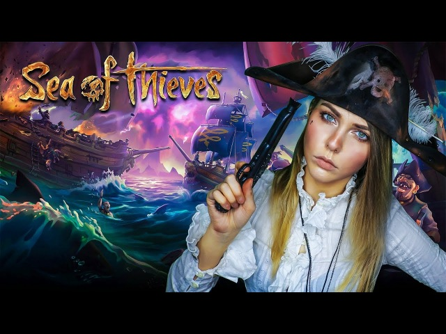 SEA OF THIEVES ft. ВИЛАВГЕЙМС, БЭЙЛ, ДЖУС ☸